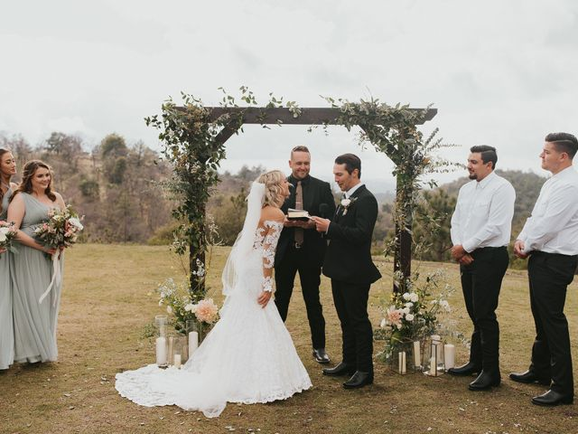Gabe and Maddy's Wedding in Julian, California 73