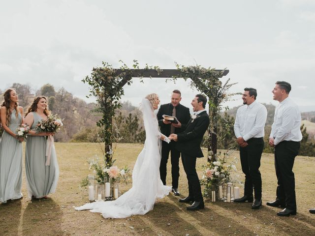 Gabe and Maddy's Wedding in Julian, California 75