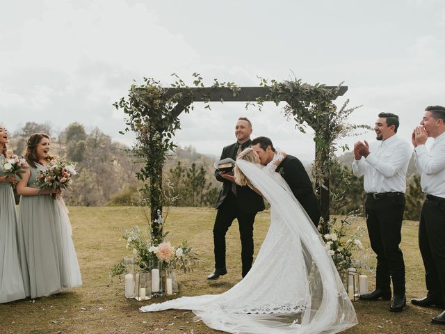 Gabe and Maddy's Wedding in Julian, California 76