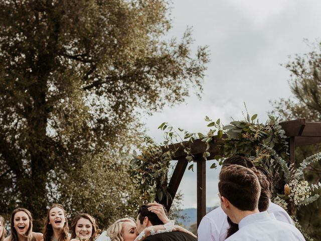 Gabe and Maddy's Wedding in Julian, California 77