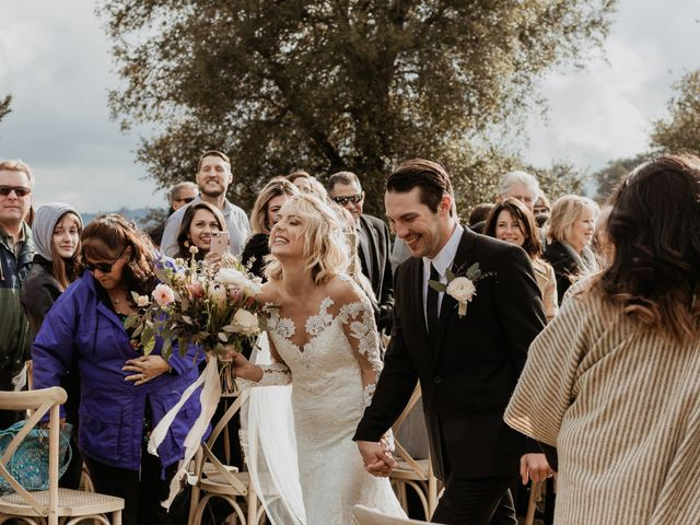 Gabe and Maddy's Wedding in Julian, California 78