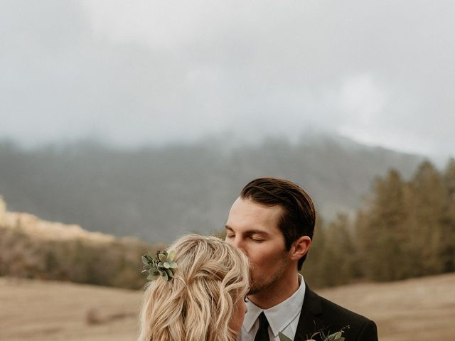 Gabe and Maddy's Wedding in Julian, California 87
