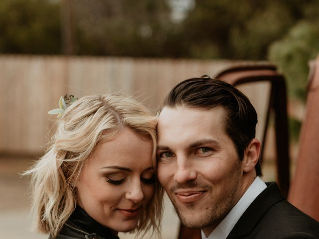 Gabe and Maddy's Wedding in Julian, California 89