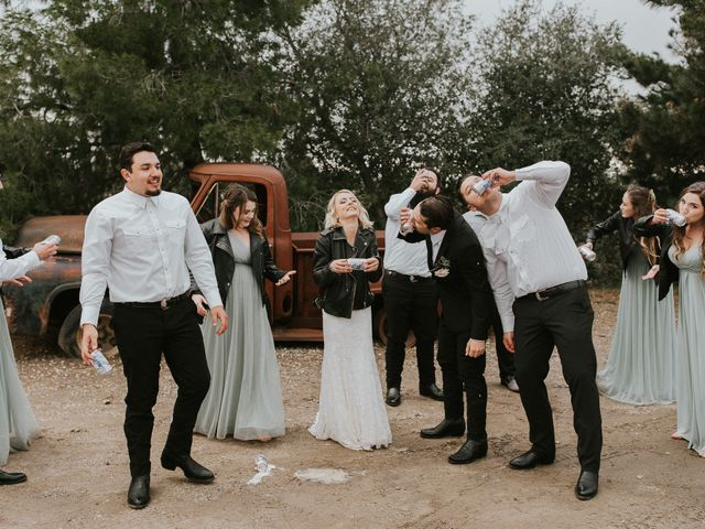Gabe and Maddy's Wedding in Julian, California 102