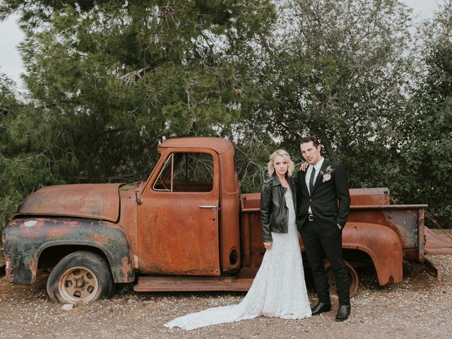 Gabe and Maddy's Wedding in Julian, California 103