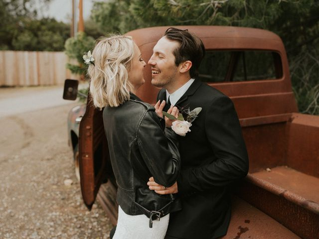 Gabe and Maddy's Wedding in Julian, California 106