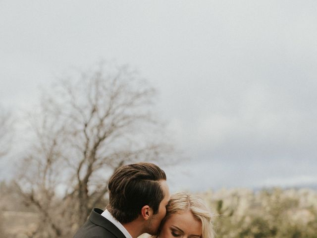 Gabe and Maddy's Wedding in Julian, California 113