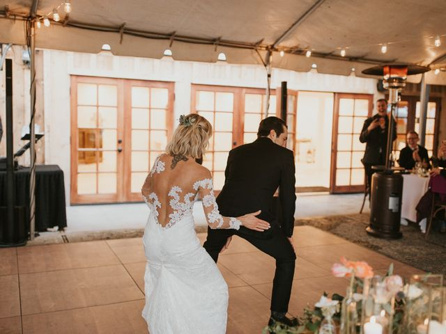 Gabe and Maddy's Wedding in Julian, California 116