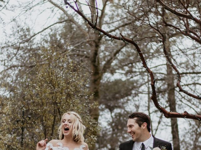 Gabe and Maddy's Wedding in Julian, California 129
