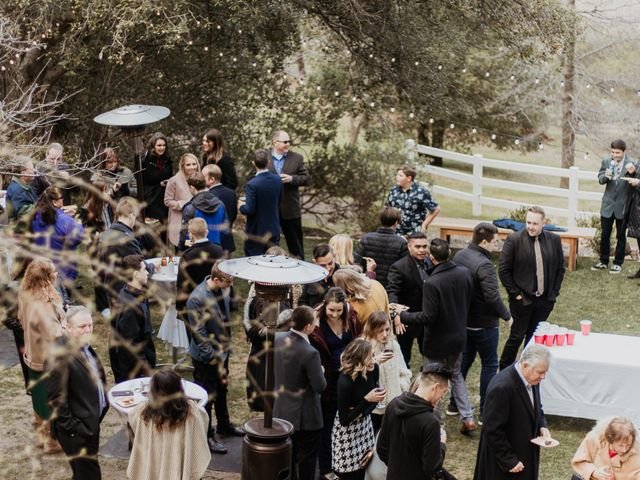 Gabe and Maddy's Wedding in Julian, California 134