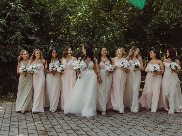 Jessica and Franklin's Wedding in Haledon, New Jersey 2