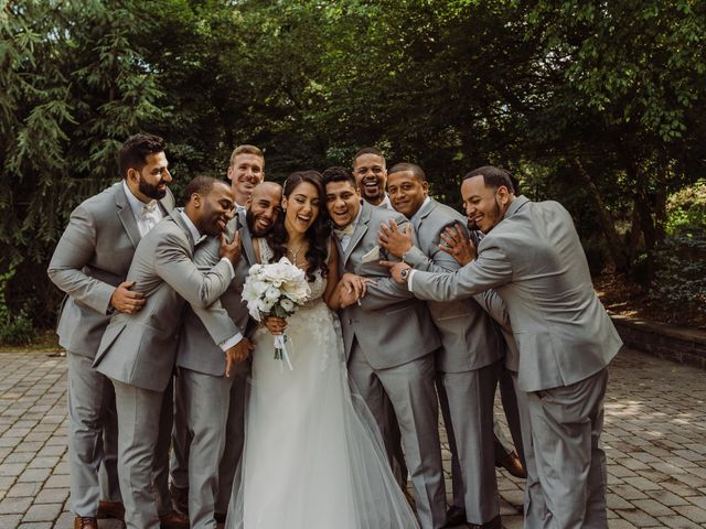 Jessica and Franklin's Wedding in Haledon, New Jersey 3