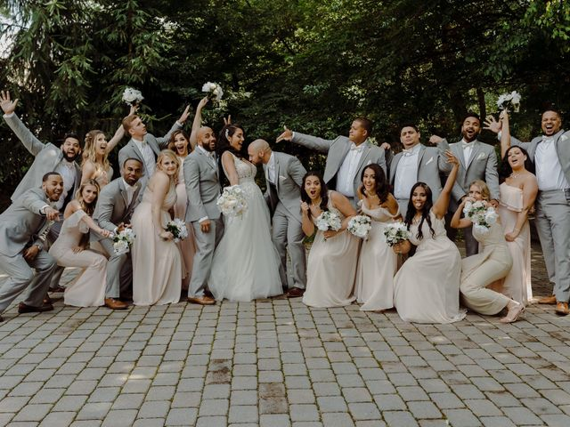 Jessica and Franklin's Wedding in Haledon, New Jersey 4