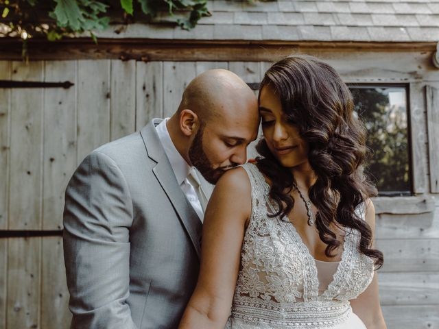 Jessica and Franklin's Wedding in Haledon, New Jersey 7