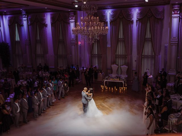 Jessica and Franklin's Wedding in Haledon, New Jersey 17