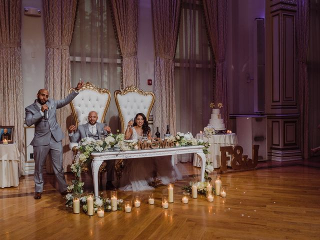 Jessica and Franklin's Wedding in Haledon, New Jersey 19