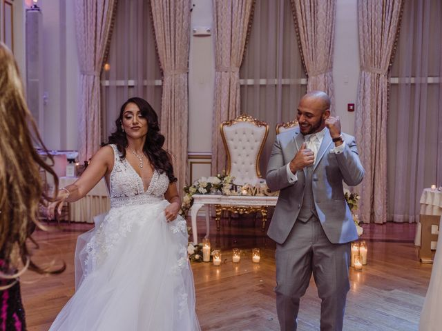 Jessica and Franklin's Wedding in Haledon, New Jersey 24