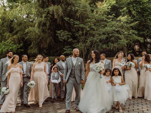 Jessica and Franklin's Wedding in Haledon, New Jersey 45