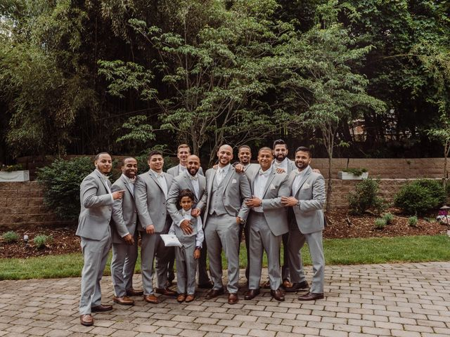 Jessica and Franklin's Wedding in Haledon, New Jersey 47