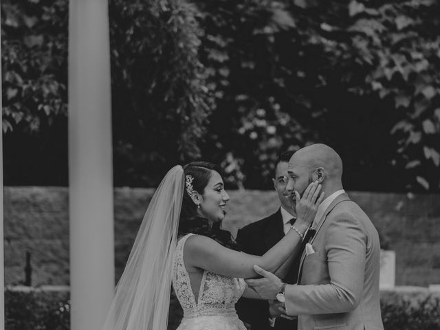 Jessica and Franklin's Wedding in Haledon, New Jersey 49