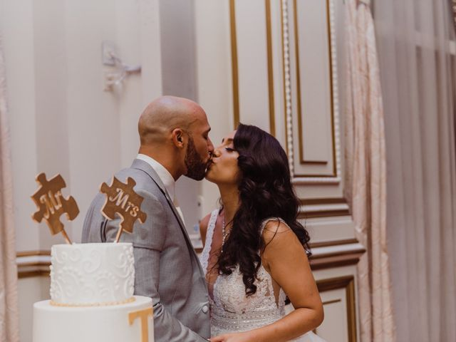 Jessica and Franklin's Wedding in Haledon, New Jersey 52