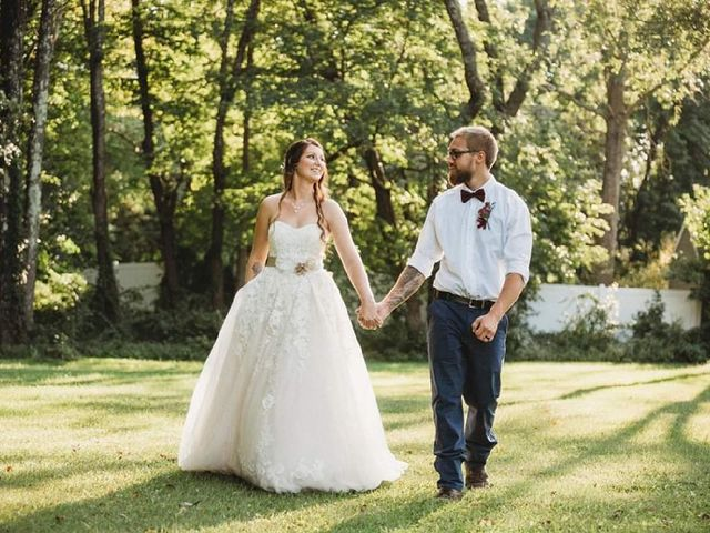 The wedding of Jade and Tyler