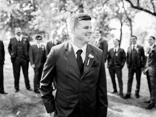 Whitney and Dustin's Wedding in Great Falls, Montana 9