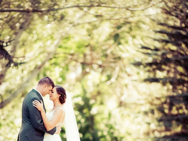 Whitney and Dustin's Wedding in Great Falls, Montana 10