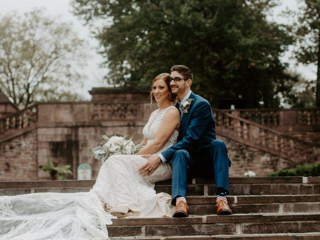 Scott and Kelly's Wedding in Newtown, Pennsylvania 11