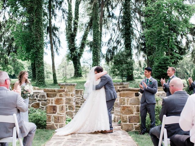 Jake and Ellen's Wedding in Manchester, Pennsylvania 19
