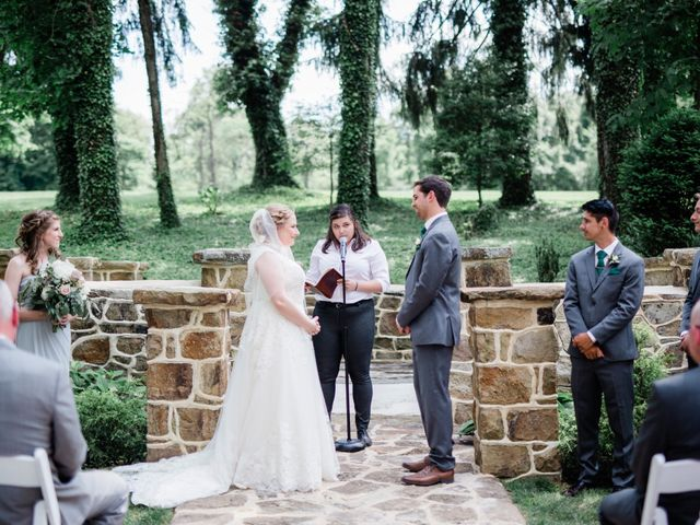 Jake and Ellen's Wedding in Manchester, Pennsylvania 13