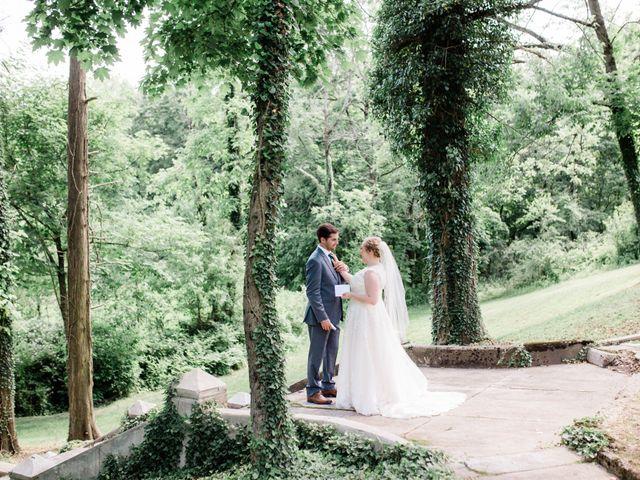 Jake and Ellen's Wedding in Manchester, Pennsylvania 7
