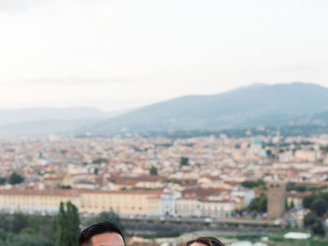 Geff and Angelica's Wedding in Florence, Italy 9