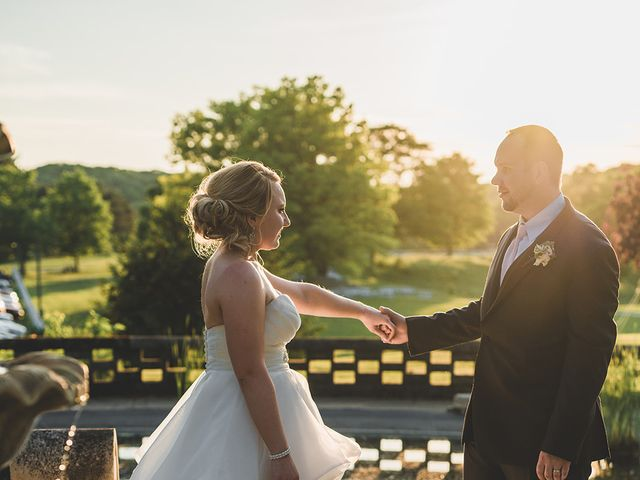 Evan and Emily's Wedding in Holland, Michigan 5