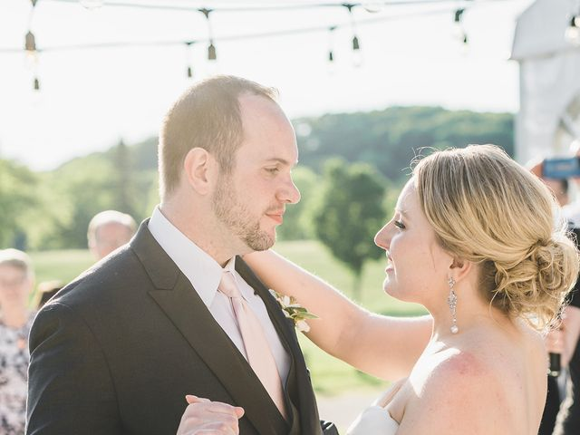 Evan and Emily's Wedding in Holland, Michigan 7