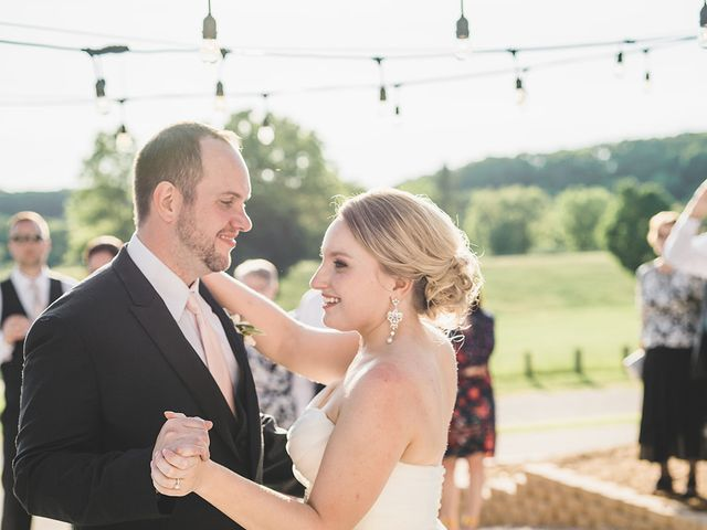 Evan and Emily's Wedding in Holland, Michigan 9