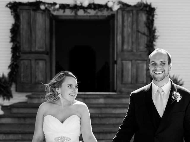 Evan and Emily's Wedding in Holland, Michigan 13