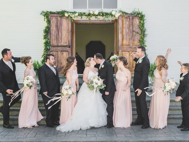 Evan and Emily's Wedding in Holland, Michigan 16