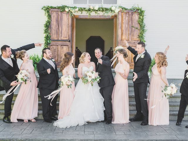 Evan and Emily's Wedding in Holland, Michigan 17