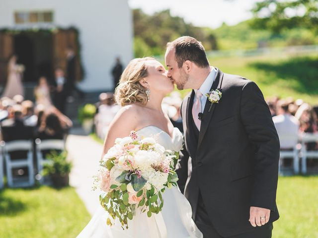 Evan and Emily's Wedding in Holland, Michigan 25