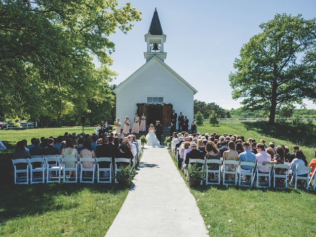 Evan and Emily's Wedding in Holland, Michigan 33
