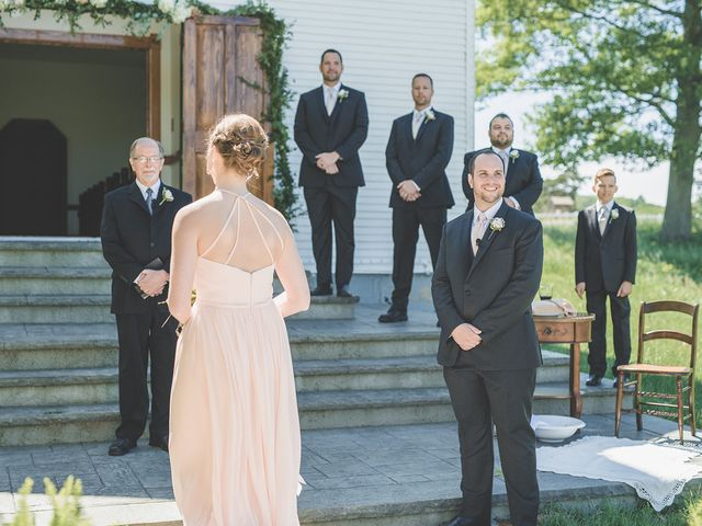Evan and Emily's Wedding in Holland, Michigan 37