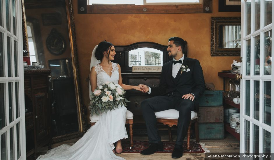 Jake and Sheily's Wedding in Santa Rosa, California