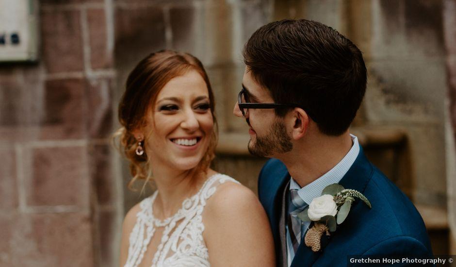 Scott and Kelly's Wedding in Newtown, Pennsylvania