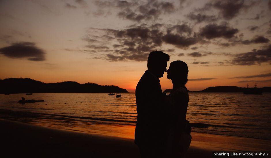 Jose and Adriana's Wedding in Guanacaste, Costa Rica