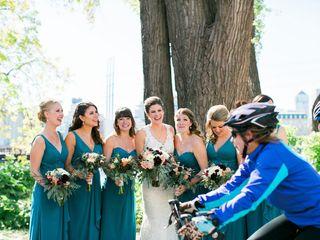 Melissa and Erick's Wedding in Minneapolis, Minnesota 3