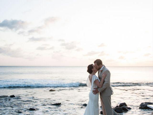 The wedding of Leif and Nicole