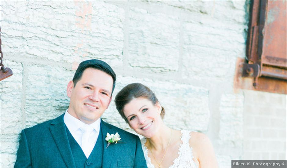 Melissa and Erick's Wedding in Minneapolis, Minnesota