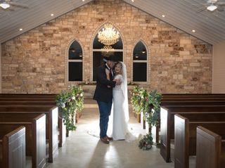 The wedding of Jacob and Lisa
