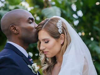Juan and Britta's Wedding in Miami Beach, Florida 3